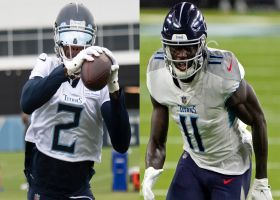 James Jones' Top 3 WR duos entering '21 | 'NFL Total Access'