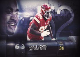 'Top 100 Players of 2020': Chris Jones | No. 52