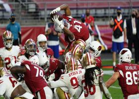 Kenyan Drake's astronomical leap nets Cards TD early in fourth