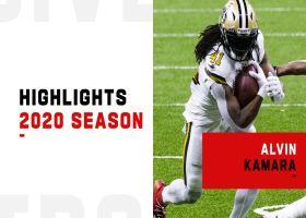 Alvin Kamara highlights | 2020 regular season