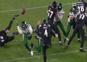 Jets tally special-teams touchdown on huge blocked punt