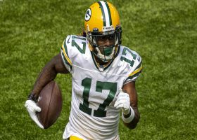 Pelissero: Expect Packers to 'proceed with caution' with Davante Adams' injury