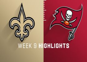 Saints vs. Buccaneers highlights | Week 9