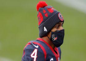 Pelissero: 'It's an open secret around the league' Watson wants to go to Miami