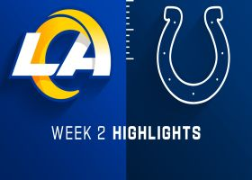 Rams vs. Colts highlights   Week 2