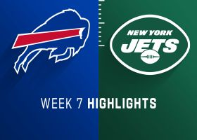 Bills vs. Jets highlights | Week 7