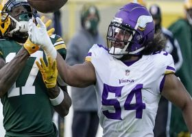 Baldy's Breakdowns: Vikings young players contain Aaron Rodgers | Week 8