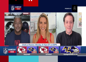 Chiefs-Ravens Score Predictions in Week 3 | 'GameDay View'