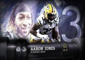 'Top 100 Players of 2020': Aaron Jones | No. 33