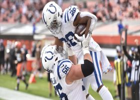 Colts' play design turns into walk-in TD for Jonathan Taylor