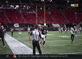 Julio Jones' post-corner route nets 35-yard gain