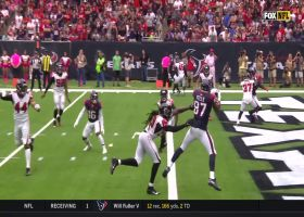 Deshaun Watson finds Darren Fells for third TD toss of game