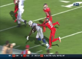 Zach Pascal tears through Bucs' D for 37-yard catch