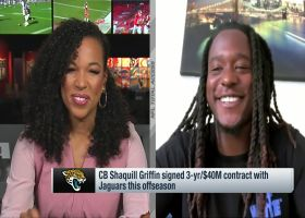 Shaquill Griffin reveals Shaquem's instant reaction to his new deal with Jags