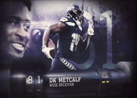 'Top 100 Players of 2020': DK Metcalf | No. 81