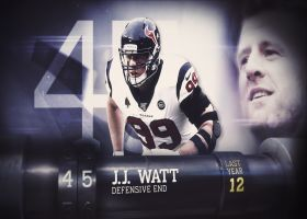 'Top 100 Players of 2020': J.J. Watt | No. 45