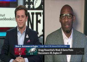 Gregg Rosenthal's game picks | Week 6