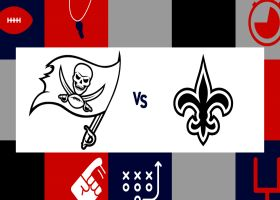 Buccaneers-Saints score predictions for the Divisional Round | 'GameDay View'