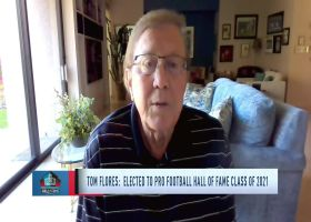 Tom Flores explains what it means to him to make Hall of Fame