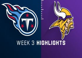 Titans vs. Vikings highlights | Week 3