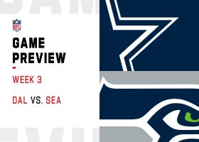 Cowboys vs. Seahawks preview | Week 3