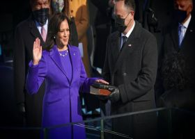 Black History Moment: Kamala Harris