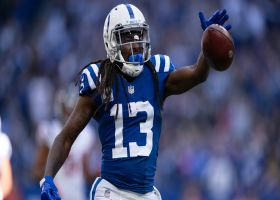 Every T.Y. Hilton catch in his return to action | Week 6