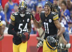 Steelers rise 5 spots after Week 1 comeback win | 'Power Rankings'