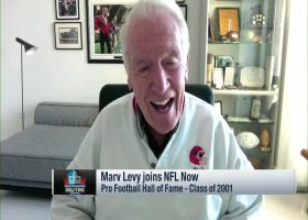 Marv Levy on being in both Pro Football HOF, Canadian Football HOF classes of '21
