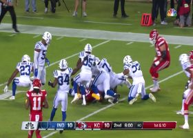 'Peanut Punch' makes Chiefs crack on LeSean McCoy fumble