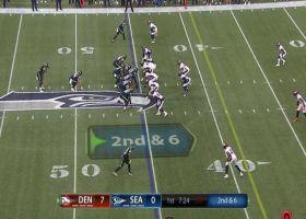 Bradley Chubb leads Broncos' charge on sack of Alex McGough
