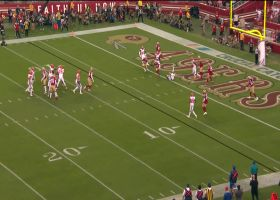 Can't-Miss Play: 49ers turn Callaway's goal-line bobble into EPIC INT return