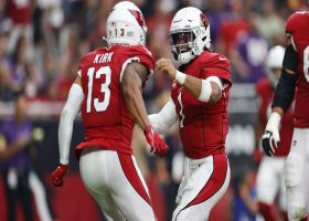 Kyler Murray dissects defenders on third-and-16 laser to Christian Kirk