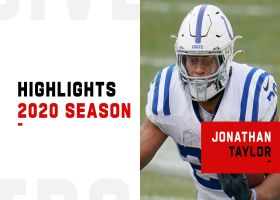 Jonathan Taylor highlights | 2020 regular season