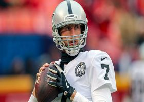 NFL Network's Steve Wyche: Jacksonville Jaguars land their veteran quarterback in Mike Glennon
