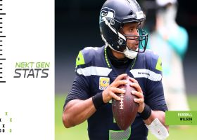 Next Gen Stats: Seahawks' Top 5 air-distance completions through Week 4
