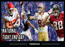 Greatest tight end plays in history | NFL Throwback