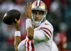 Rapoport: I don't think Patriots have reached out to 49ers regarding Jimmy G trade