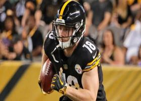 Ryan Switzer takes opening kickoff with Steelers after trade