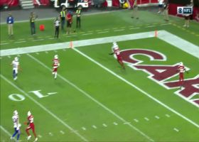 Stefon Diggs beats Patrick Peterson for CLUTCH diving TD
