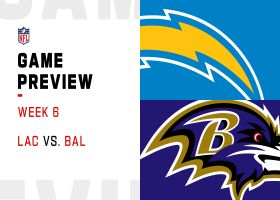 Chargers vs. Ravens preview | Week 6