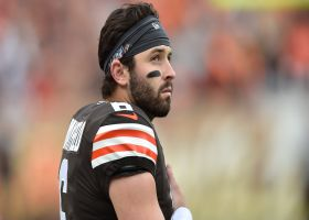Rapoport, Palmer: How Browns, Baker Mayfield came to decision to not play in Week 7 vs. Broncos