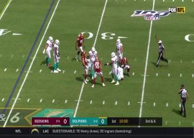 Redskins vs. Dolphins highlights | Week 6