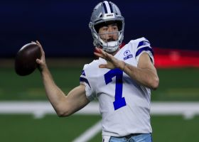 James Palmer: How Cowboys are game planning for Ben DiNucci's first start
