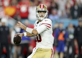 D-Hall: Why 49ers being 'too good' offensively may actually hurt Jimmy G
