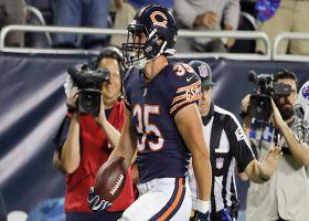 Ryan Nall rumbles for a 32-yard touchdown run