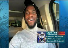 Jaylon Smith makes his Super Bowl LV prediction