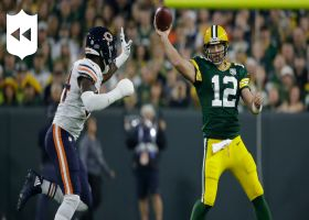 Craziest Endings: Aaron Rodgers' epic injury comeback   NFL Throwback