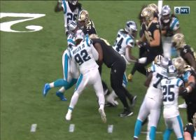 Latavius Murray slices through Panthers' D for 26-yard TD