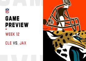 Browns vs. Jaguars preview   Week 12